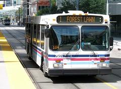 CT_7951_D40LF (Shahid Bhinder) Tags: mypictures transport transit newflyerbuses calgarytransit d40lf