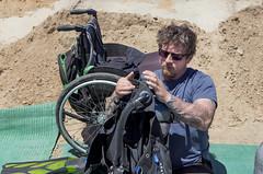 21 07a (KnyazevDA) Tags: diver disability disabled diving undersea padi paraplegia paraplegic amputee egypt handicapped wheelchair aowd sea travel scuba underwater redsea