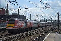 43302, Doncaster (JH Stokes) Tags: hst highspeedtrain trains t trainspotting tracks transport railways locomotives class43 photography doncaster eastcoastmainline 43302 diesellocomotives powercar ferroequinology