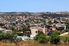 Metropolis (Ivona & Eli) Tags: sunny trees slope middleeast mountains houses settlement town druze israel carmel dalia
