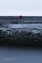 Save Me (Matthew Nuttall Photography) Tags: northumberland seatonsluice bigstopper coast coastline harbour le leefilters lifebelt longexposure longexposurejunkie longexposurewater necoast necoastline northeast northeastcoast sea seascape england unitedkingdom
