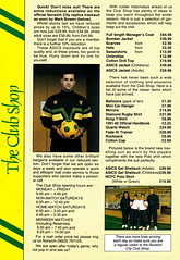 Norwich City vs Luton Town - 1991 - Page 20 (The Sky Strikers) Tags: norwich city luton town barclays league division one carrow road official matchday programme pound twenty