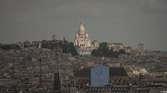 Paris, city of Love. (C G G) Tags: photograph france paris city sky blue dark light clouds view zoom landscape