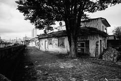 Mogi das Cruzes, SP (Celso Kuwajima) Tags: cityview building ruins fujineopanacros100 leicam4 leicasuperangulon13421mm bw architecture analogphotography mogidascruzes sãopaulo brazil br epsonv800 silverfastai