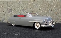 1949 Lincoln Cosmopolitan Convertible (JCarnutz) Tags: 143scale diecast brooklin whitemetal 1949 lincoln cosmopolitan