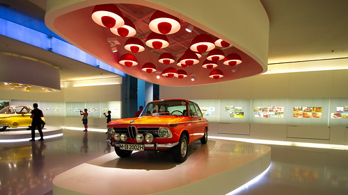 BMW Museum 2002ti, München, 20170527