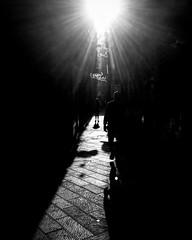 """Mistery In Backlight"" (giannipaoloziliani) Tags: symbolism scritte abbagliante abbaglio written controluce flickr sagome liguria città mistery obscure extremeblack streetcaptures ombre shadows darklights darkness dark buio narrow narrowstreet periphery suburban suburbs street streetphoto streetphotography star stella luce light noire nero capture biancoenero monochrome monocromatico blackandwhite extreme black downtown city alleys vicolidigenova vicolo vicoli genoa genova italia italy genoacity backlight"