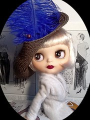 Blythe-a-Day June# 4. Fight for Your Rights! Daisy Buchanan Reflects