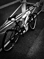 Falcon (curlygraffix) Tags: bike brighton bent