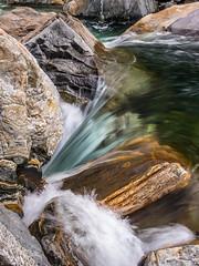 The colours of Verzasca (katrin glaesmann) Tags: verzascatal verzascavalley valleverzasca tessin cantonofticino verzascariver workshop longexposure filter water rocks