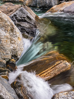 The colours of Verzasca