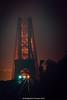 C A N T I L E V E R (frattonparker) Tags: nikond810 tamron28300mm raw lightroom6 topazdenoise frattonparker btonner handheld forthbridge railway spotlit spotlight cantilever victorian metal night