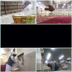 """.متطوعي الدائرة من الموظفين بخورفكان يبادرون بتنظيف المساجد وذلك ضمن الفرصة التطوعية التي تطلقها الدائرة """"مسيدنا"""".#دائرة_الخدمات_الاجتماعية #رمضان #مركز_التطوع #خورفكان #مسيدنا (sssdshj) Tags: دائرةالخدماتالاجتماعية رمضان مركزالتطوع خورفكان مسيدنا"""