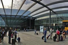 London - Heathrow terminal 3 (raluistro) Tags: london london2017 europe airport heathrow terminal3