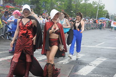Mermaid Parade 2017 (zaxouzo) Tags: mermaidparade parade people sexy breasts pasties nikond90 2017 brooklyn coneyisland