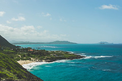 Small Island 2 (Kou Thao) Tags: animals nature wildlife hawaii scenery photograhy kokohead adventure vintage vibes tropical airplane sky sunset clouds traveler luau horse jungle