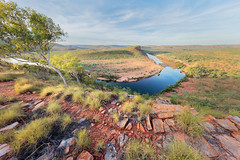 Branco's Lookout (Louise Denton) Tags: branco elquestro wa westernaustralia outback river pentecost green light kimberley australia