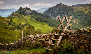 The Steps of Borrowdale