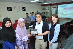 WELCOME  NAGAOKA UNIVERSITY OF TECHNOLOGY JAPAN TO FAKULTI PENDIDIKAN UNIVERSITI TEKNOLOGY MALAYSIA