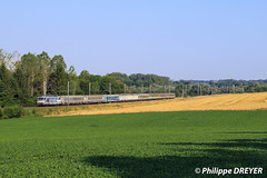 BB57514 sur train Perrigny Culoz vers Frontenaud (philippedreyer1) Tags: