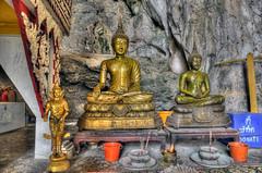 Buddha (KonHenrik) Tags: thailand hdr 2011 d5000 1685 sakaeo
