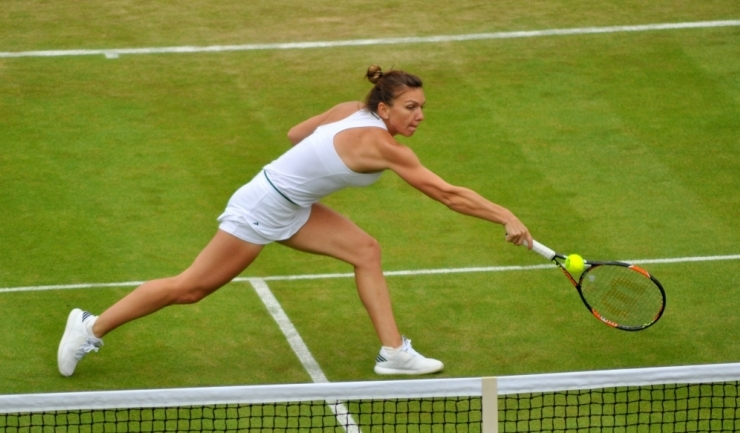 Simona Halep începe sezonul pe iarbă săptămâna viitoare