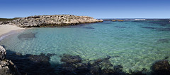 Rottnest Island_Little Salmon Bay Panorama