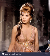 YOUNG REBEL; CERVANTES, 1967 (ACC_5588) Tags: entertainment orientationvertical stoodhalfbody filmstill jewelled negligee