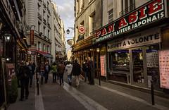 PARIGI. QUARTIERE LATINO (FRANCO600D) Tags: parigi paris francia france quartierelatino quartierdenotredameparigiîledefrance street capitale città centrostorico gente people canon eos600d franco600d sigma