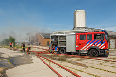 21062017-3642 (Sander Smit / Smit Fotografie) Tags: appingedam brand brandweer grote garreweersterweg
