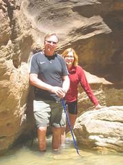 The Narrows (rudyg39) Tags: vacation zionnationalpark springdale utah narrows chuck teri