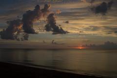 SunsetPortAustinBDMC5 (Sandi Beaudoin) Tags: sunset sky sun blue cloudy stormy red dog beach waves water lake greatlakes june spring warm beautiful night michigan usa