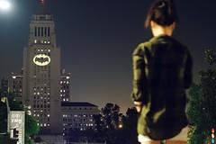 Gotham City🌆 (redshutterbugg) Tags: passion photography love batsignal batman dtla losangeles ilovela fujifilmxt10 fujifilmxworld fujifilmxseries 500px discoverla