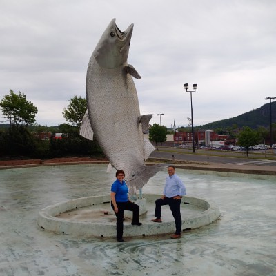 Campbellton fountain investment / Investissement dans une fontaine à Campbellton