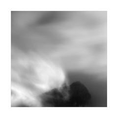 Meditation (W.Utsch) Tags: fog mist clouds longexposure firecrest minimalism zen schwarzweiss blackandwhite black white schwarz weiss minimallandscape abstrakt nebel wolken landscape minimum meditation minimalismus fineart