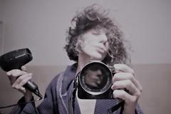 Reflection... (BarbaraBonanno BNNRRB) Tags: reflection selfportrait selfie me bathroom mirror reflex riflesso bnnrrb artisawoman flickrunitedaward