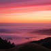 Natural Dreams (Maddog Murph) Tags: mt tam tamalpais low fog high clouds lfhc glow sunset bay area san francisco bolinas stinson beach marin county landscape travel explore create maddog