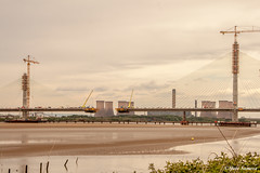 Mersey Gateway (Steve Samosa Photography) Tags: newmerseygateway runcorn widnes mersey bridge