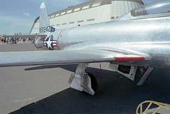"""Lockheed T-33A Shooting Star 13 • <a style=""""font-size:0.8em;"""" href=""""http://www.flickr.com/photos/81723459@N04/34034282134/"""" target=""""_blank"""">View on Flickr</a>"""
