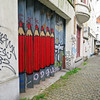 Crayons | Pencils | Créons (ǝɹpɹoʇǝɹɐןıɥd) Tags: brussel brussels bruxelles crayon crayons créons graffiti graph pencils potlood tag belgique belgium belgië streetart