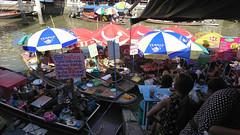 Amphawa Floating Market  安帕瓦水上市場