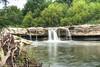 McKinney Falls State Park - Lower Falls (OscarAmos) Tags: landscape flowingwater detailenhancer water oscaramosphotography nikond7200 hdr texas tonemapped ndfilter flowersplants photomatix waterfall topazadjust austin lightroom 18200mm