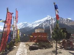 IMG_4198 (RubyWhatever) Tags: annapurnacircuit nepal day15 jomsomtomarpha gompa monastery chortens