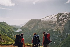 . (Careless Edition) Tags: photography film mountain nature landscape dolomites italy hike