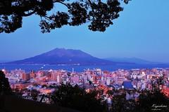 170328b4711 (allalright999) Tags: canon powershot g1x japan kagoshima sakurajima volcano skyline city 日本 鹿兒島 火山 櫻島