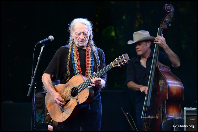 Willie Nelson & Family - Edgefield, Troutdale, Oregon - 7/24/16