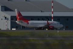 VP-BVS Boeing 737-524 (W) (sauliusjulius) Tags: vpbvs boeing 737524 w b735 424321 mov nn vim airlines rix evra riga latvia