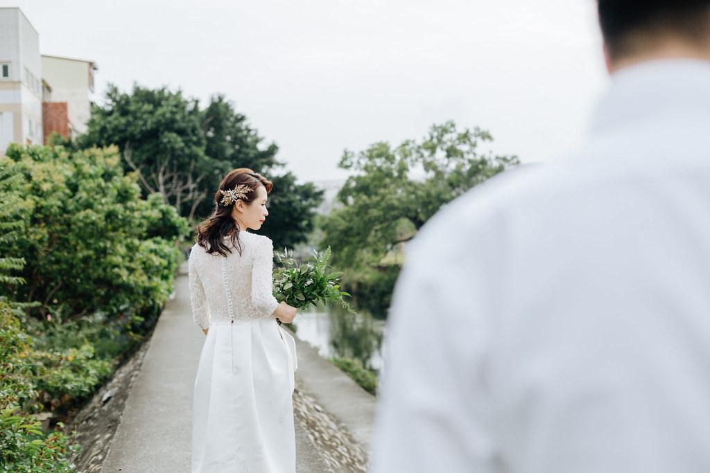 敘事型婚紗,婚禮攝影,底片風格,思誠獨立攝影師