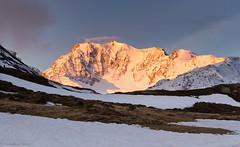 Alba primaverile (cesco.pb) Tags: fletschhorn simplonpass passodelsempione switzerland svizzera alps alpi canoneos60d canon tamronsp1750mmf28xrdiiivcld alba dawn sunrise