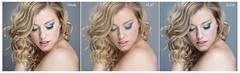 Kristina - Editing process (bonavistask8er) Tags: nikon d7100 80200 mode portrait fashion beauty blond makeup mua hair strobist sb910 yn560 studio lightroom photoshop cc beafore after editing process